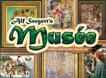 Musee: Collect and Curate Classic Art board game