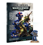 Getting Started with Warhammer 40,000 board game