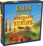 Catan Histories: Merchants of Europe board game