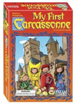 Z-Man Games My First Carcassonne board game