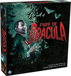 Fury of Dracula (Third and Fourth Editions) board game