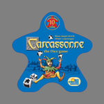Carcassonne Dice Game board game