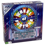 4th Edition Wheel Of Fortune board game