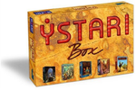 Ystari Treasure board game