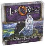 The Lord of the Rings: The Card Game - The Voice of Isengard Deluxe Expansion board game