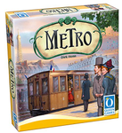 Metro - Family Board Game (2-6 Player) board game