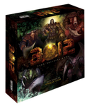3012 Deck Building Game board game