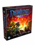 Descent: Journeys in the Dark 2nd Edition - Lair of the Wyrm Expansion board game