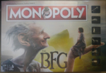 Monopoly: The BFG board game