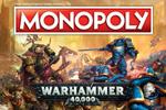 Monopoly: Warhammer 40,000 board game