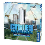 Cities: Skylines - The Board Game board game