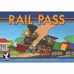 Rail Pass board game