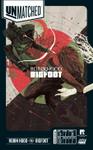 Unmatched: Robin Hood vs. Bigfoot board game
