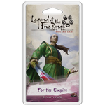Legend of the Five Rings: For the Empire Dynasty Pack board game