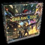 Shadowrun: Sprawl Ops board game