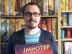 Why Phil Walker-Harding Created a Game About Sushi (A Look at Sushi Go!, Imhotep, + More) image