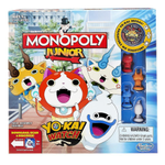 Monopoly Junior: Yo-kai Watch Edition board game
