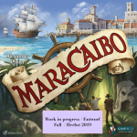 Maracaibo board game