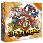 Ultimate Fighters: Creatures of Titan Is An Upcoming Card Game That Packs A Punch image