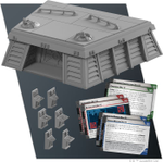 Star Wars: Legion: Imperial Bunker Battlefield Expansion board game