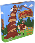 Click Clack Lumberjack Revised Edition Board Game board game