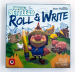 Imperial Settlers: Roll & Write Review image