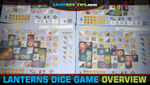 Lanterns Dice: Lights in the Sky Game Overview image