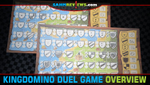 Kingdomino Duel Roll and Write Game Overview image