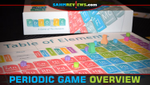 Periodic Scientific Board Game Overview image
