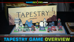 Tapestry Board Game Overview image