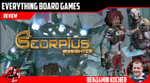 Scorpius Freighter Review (with Everything Board Games)   Board Game Atlas image
