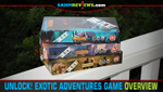 Unlock! Exotic Adventures Puzzle Game Series Overview image