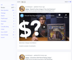 New Main Forum Navigation image
