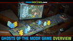 Ghosts of the Moor Board Game Overview image