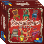 Musical Chairs board game