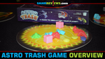 Astro Trash Speed Game Overview image