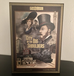 City of the Big Shoulders Review: Warm, Heavy, Sprawling [Board Game Squad] image