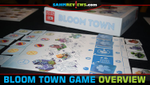 Bloom Town Tile-Laying Game Overview image