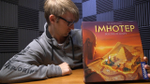 Imhotep is a Must Play, Matching Theme And Mechanics Like The Best of Them image