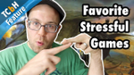 3 Favorite Stressful Games image