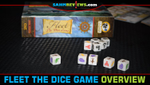 Fleet Dice Roll-n-Write Game Overview image