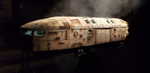 Starship IV Chimera: a modular 3D printable 28mm spaceship image