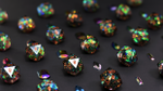 Dispel Dice Debut Collection With Sharp Edges & Inclusions by Dispel Dice — Kickstarter image