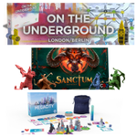 I played 3 of Essen's hottest board games: Here's what I think of Sanctum, On The Underground, and Megacity Oceania image