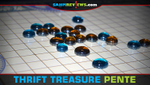 Thrift Treasure: Pente Board Game image