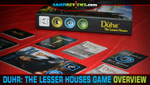 Duhr: The Lesser Houses Social Game Overview image