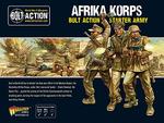 Bolt Action: Afrika Korps Starter Army board game