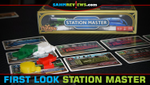 First Look: Station Master Card Game image
