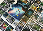 Jump Drive: a 20-min card game of building an empire in space image