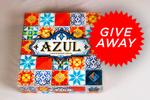 AZUL | Dec 2019 | Board Game Halv Giveaway image